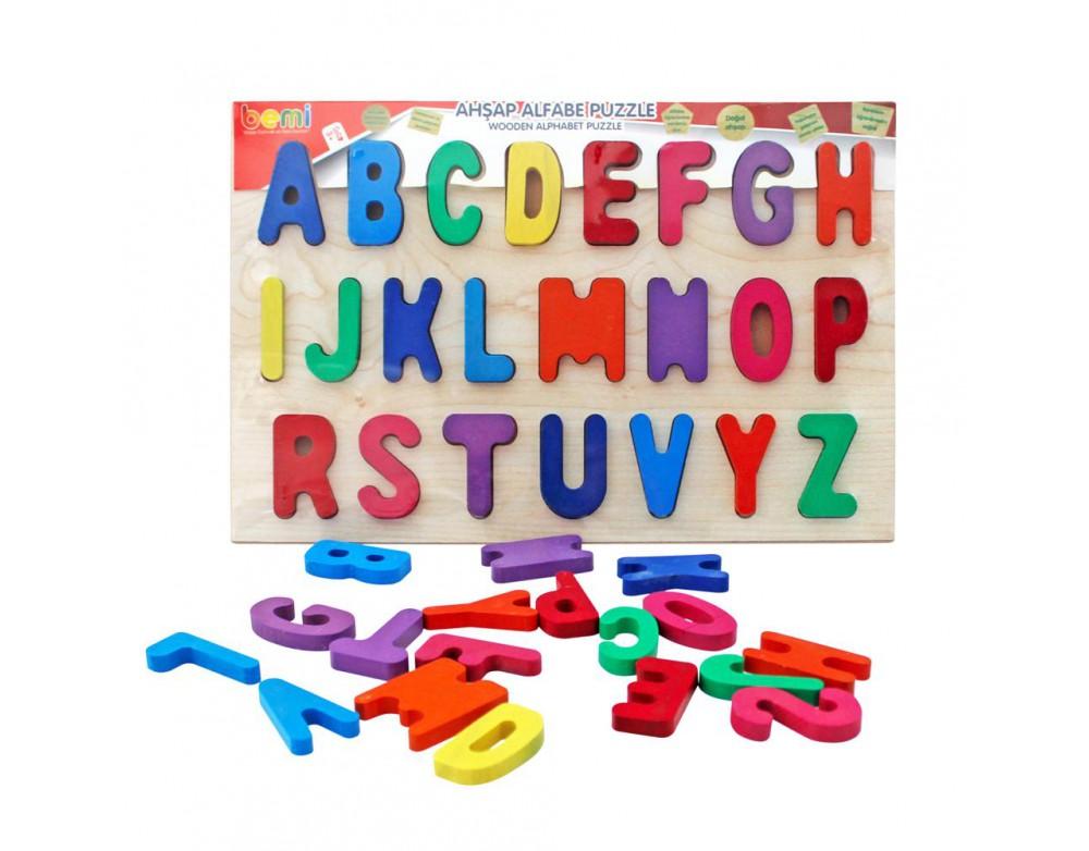 Alfabe Puzzle