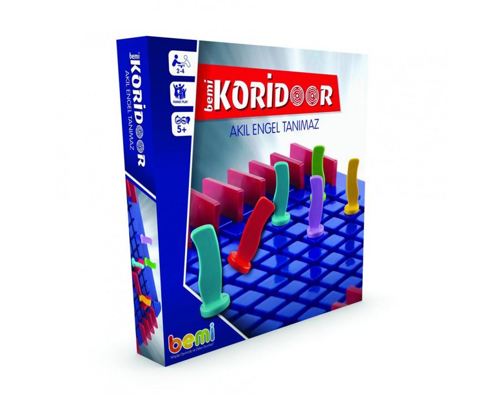 Koridoor (Barikat) Plastik Lüks